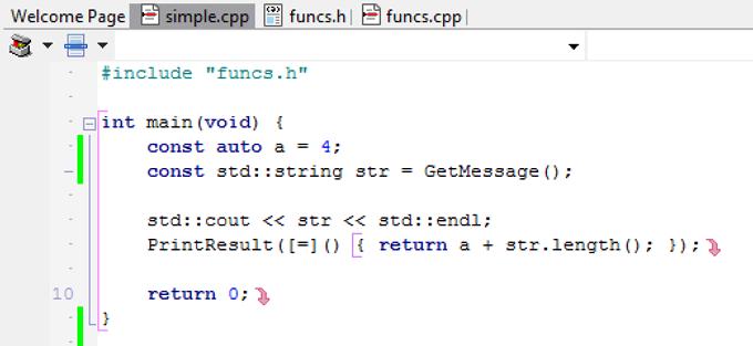 最新のC++言語機能により、Windows、Mac、iOS、Android向けネイティブ開発をスピードアップ
